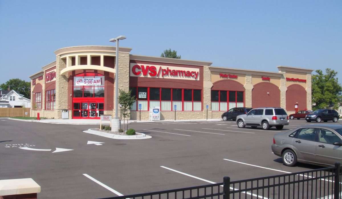 CVS Anoka - Construction Project - Reshetar Systems